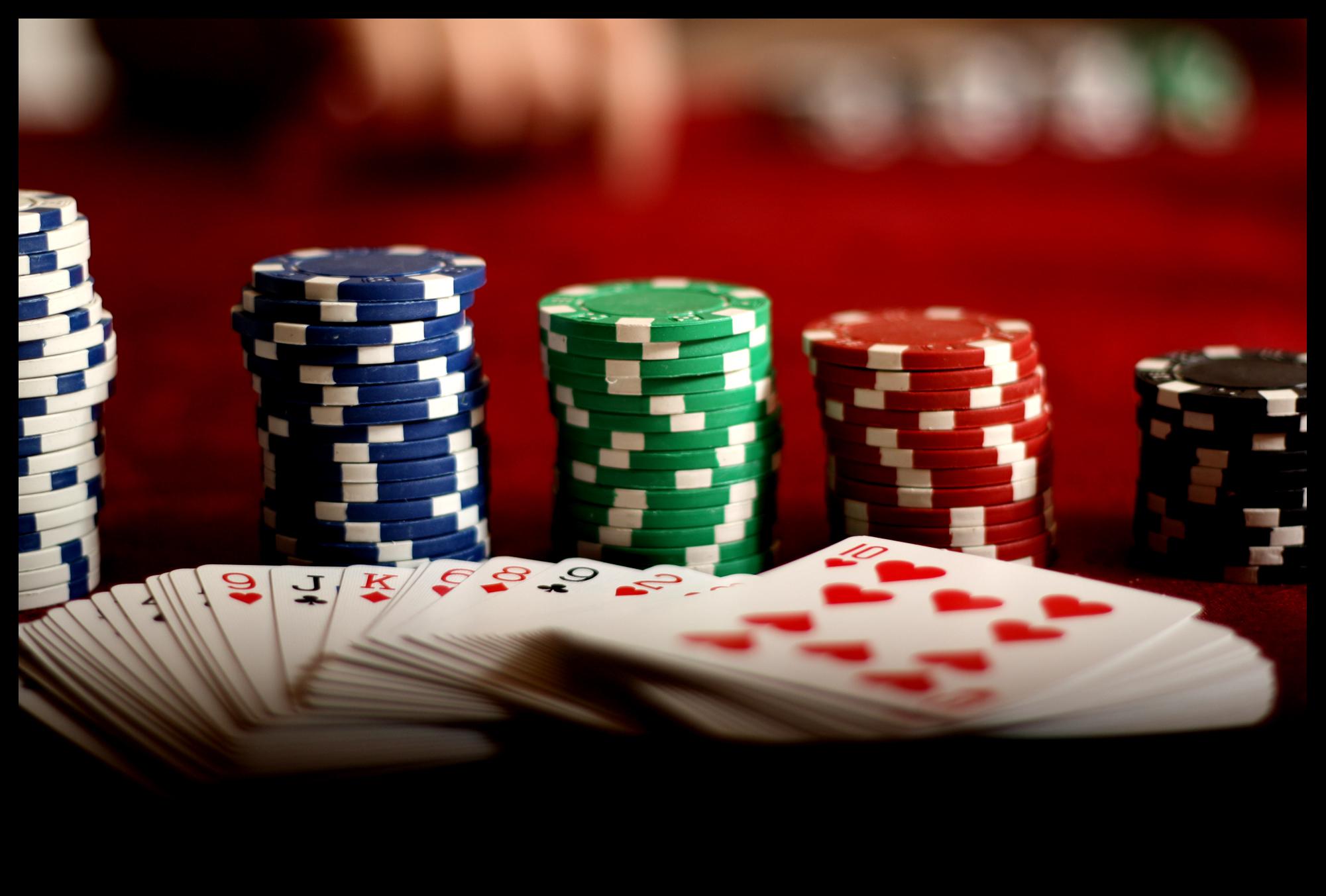 Stratégie au poker