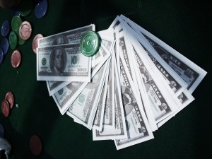 poker money