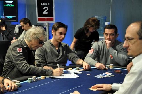 Rock'n roll poker